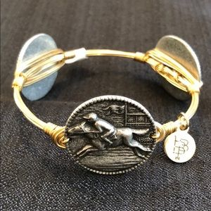 Bourbon and Boweties Kentucky Derby Bangle